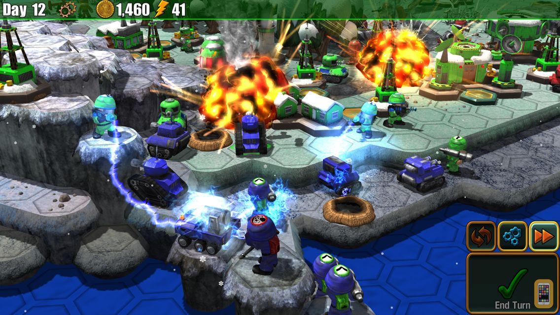 Screenshot - Epic Little War Game