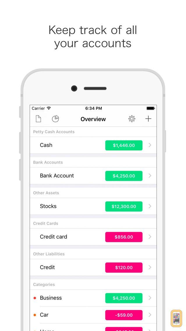 Screenshot - Cashbook: Expense tracker