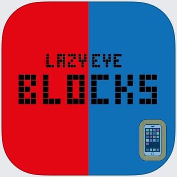 Lazy Eye Blocks by Balazs Bertalan (Universal)