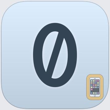 Zero+ by SaturnBoy, LLC (Universal)