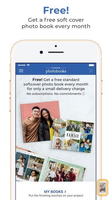 Screenshot - FreePrints Photobooks