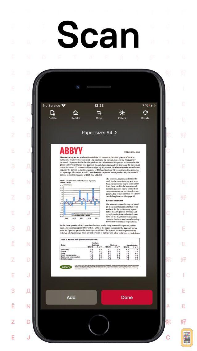 Screenshot - FineScanner PRO - PDF Scanner