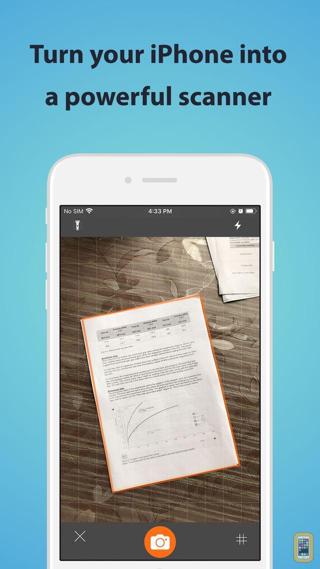 Screenshot - TopScanner : PDF Scanner App