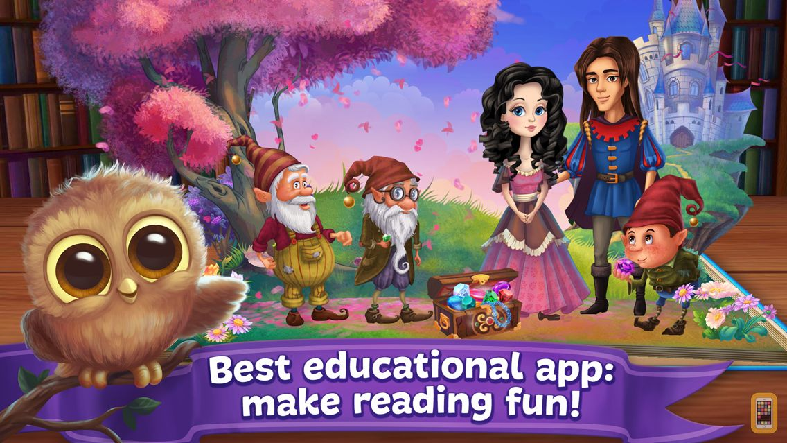 Screenshot - Fairy Tales ~ Bedtime Stories