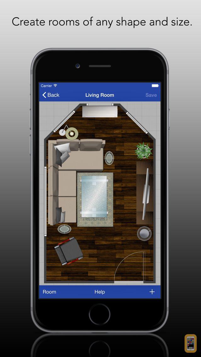 Screenshot - Rooms - Easy Room Layouts