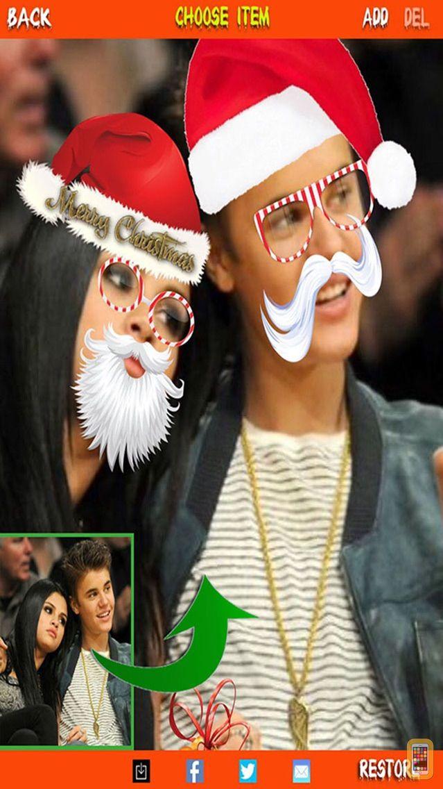 Screenshot - Make Santa Claus Free - Christmas photo editing booth in a snap for noel