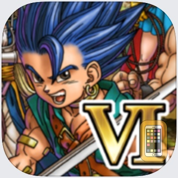 DRAGON QUEST VI by SQUARE ENIX (Universal)