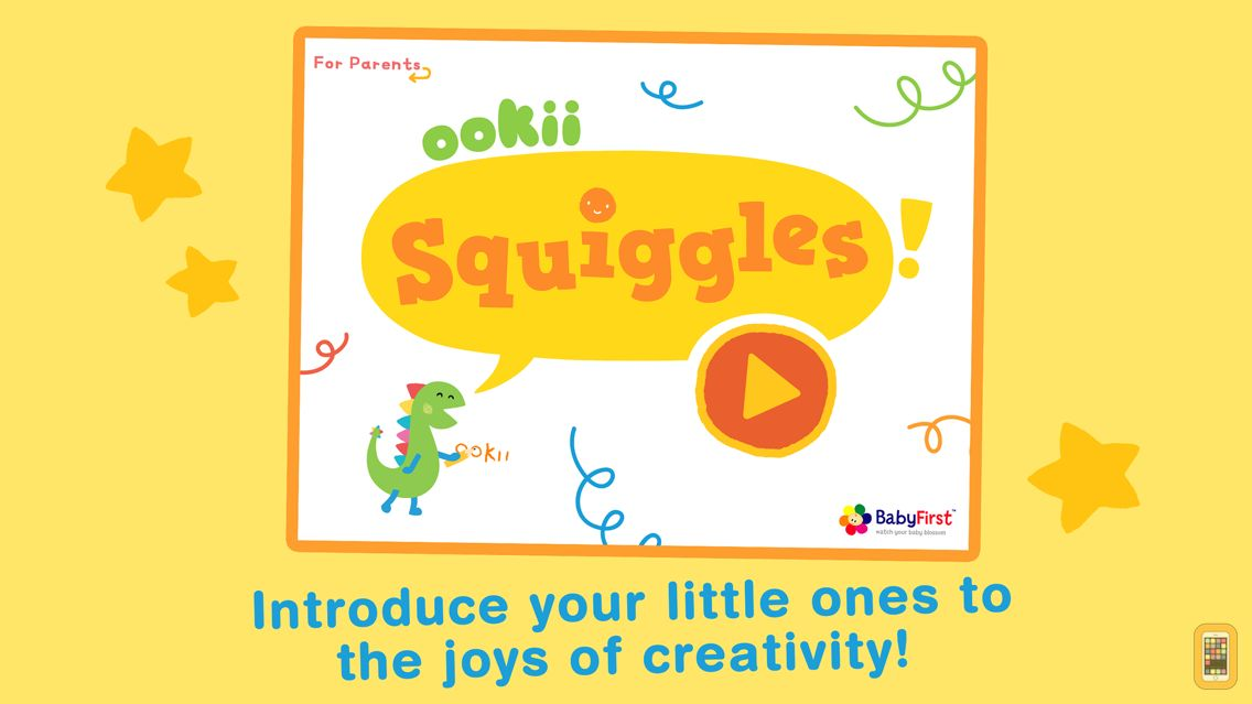 Screenshot - Ookii Squiggles by Baby First & Lazoo