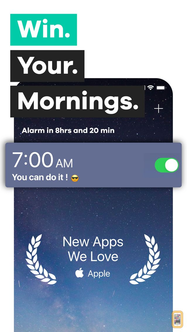 Screenshot - Kiwake - Extreme Alarm Clock