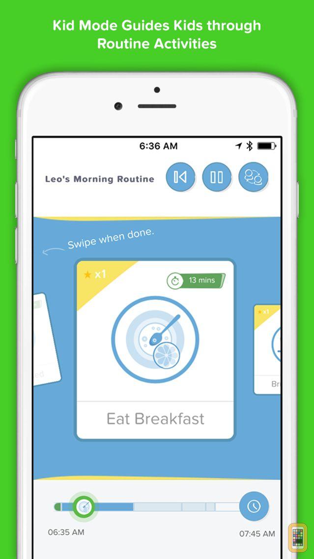 Screenshot - Brili Routines – Visual Timer