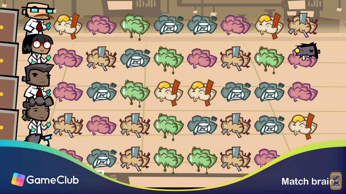 Screenshot - zombie match defense