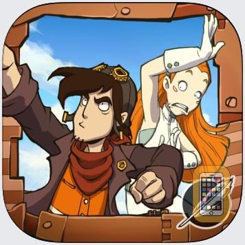 Deponia by Daedalic Entertainment GmbH (iPad)