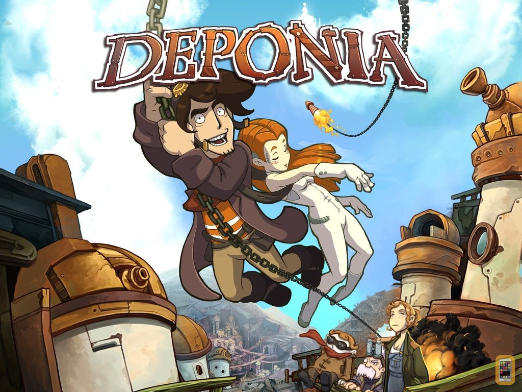 Screenshot - Deponia