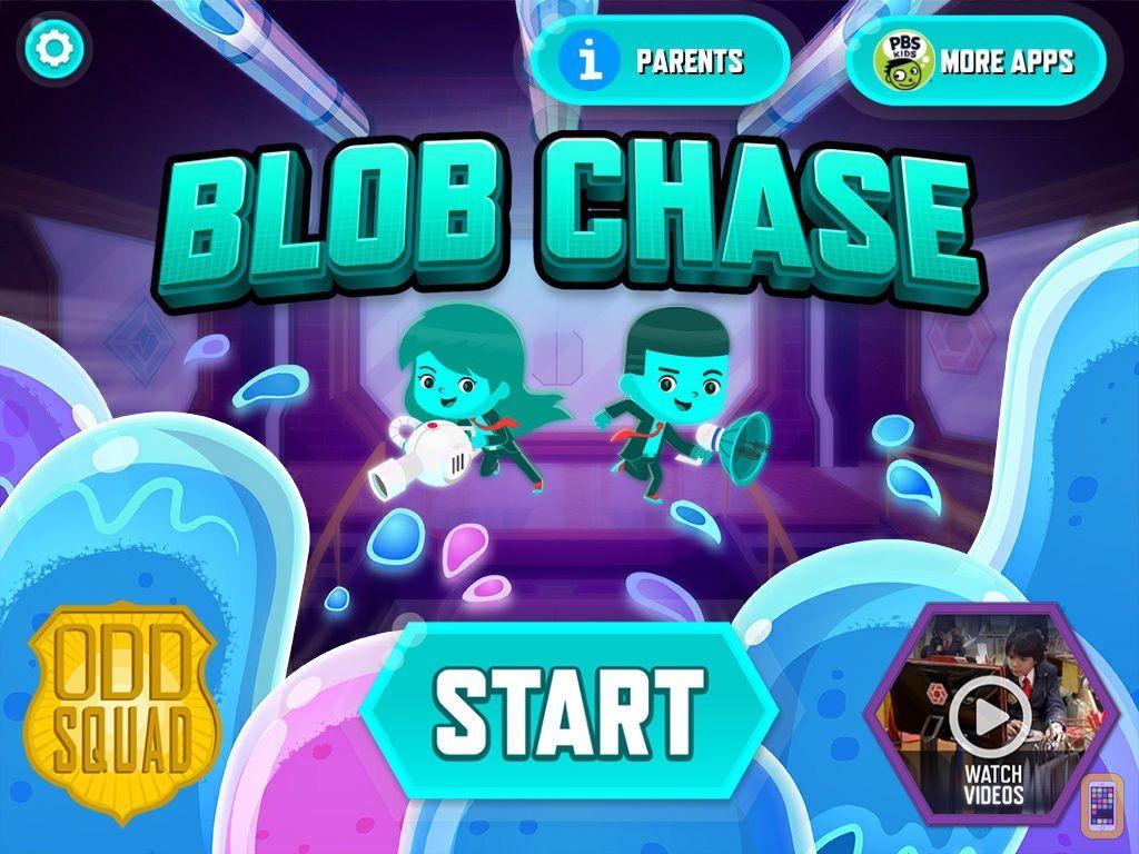 Screenshot - Odd Squad: Blob Chase