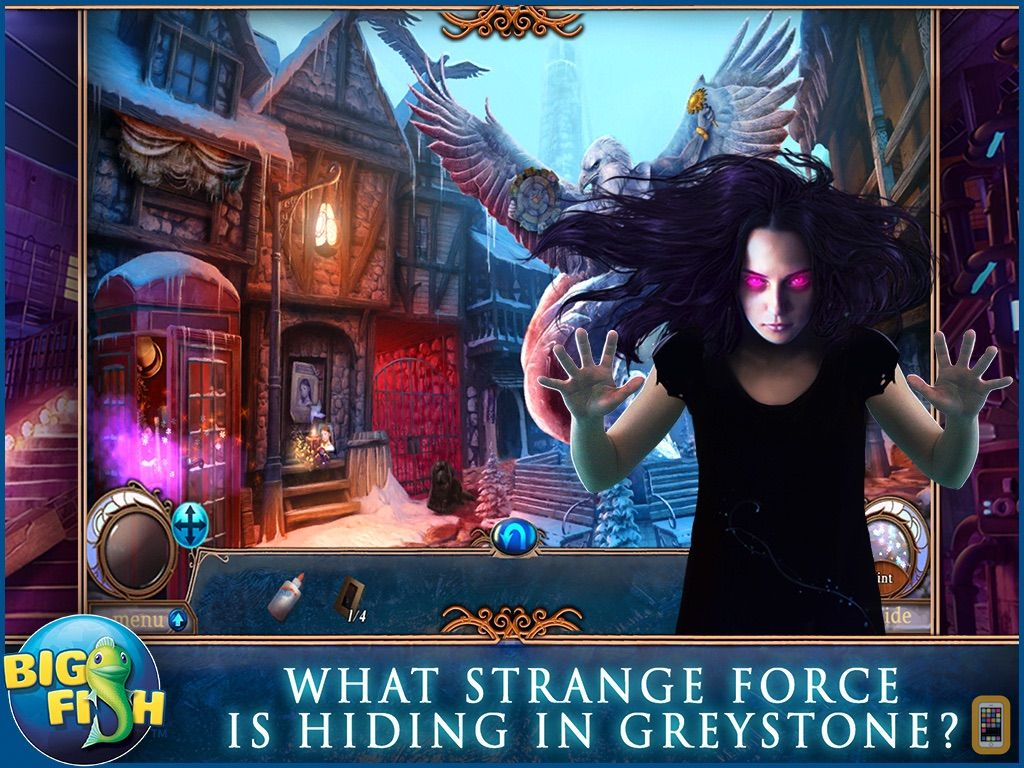 Screenshot - Rite of Passage: Hide and Seek HD - A Creepy Hidden Object Adventure (Full)
