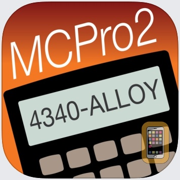 Machinist Calc Pro 2 by Calculated Industries (Universal)