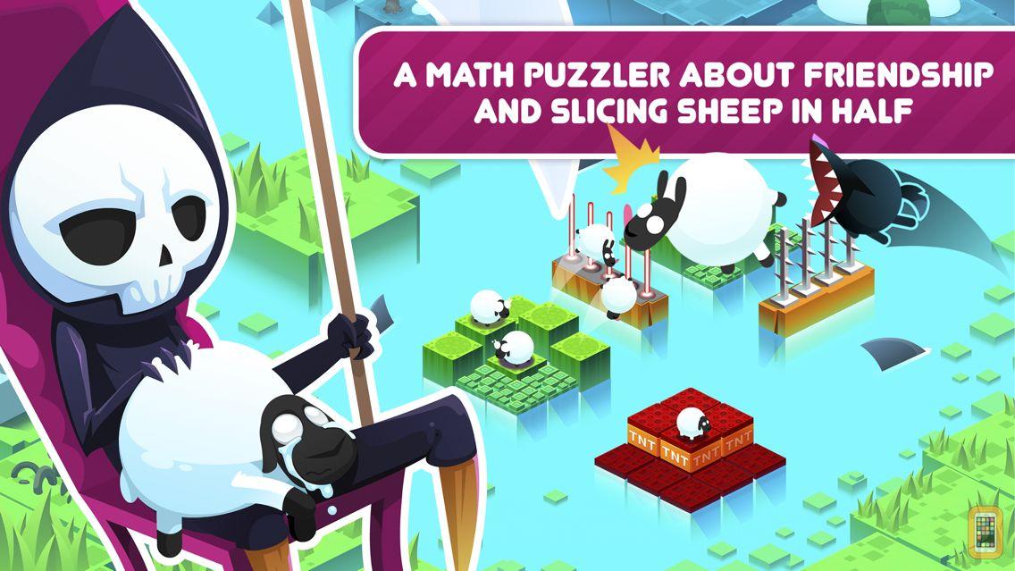 Screenshot - Divide By Sheep