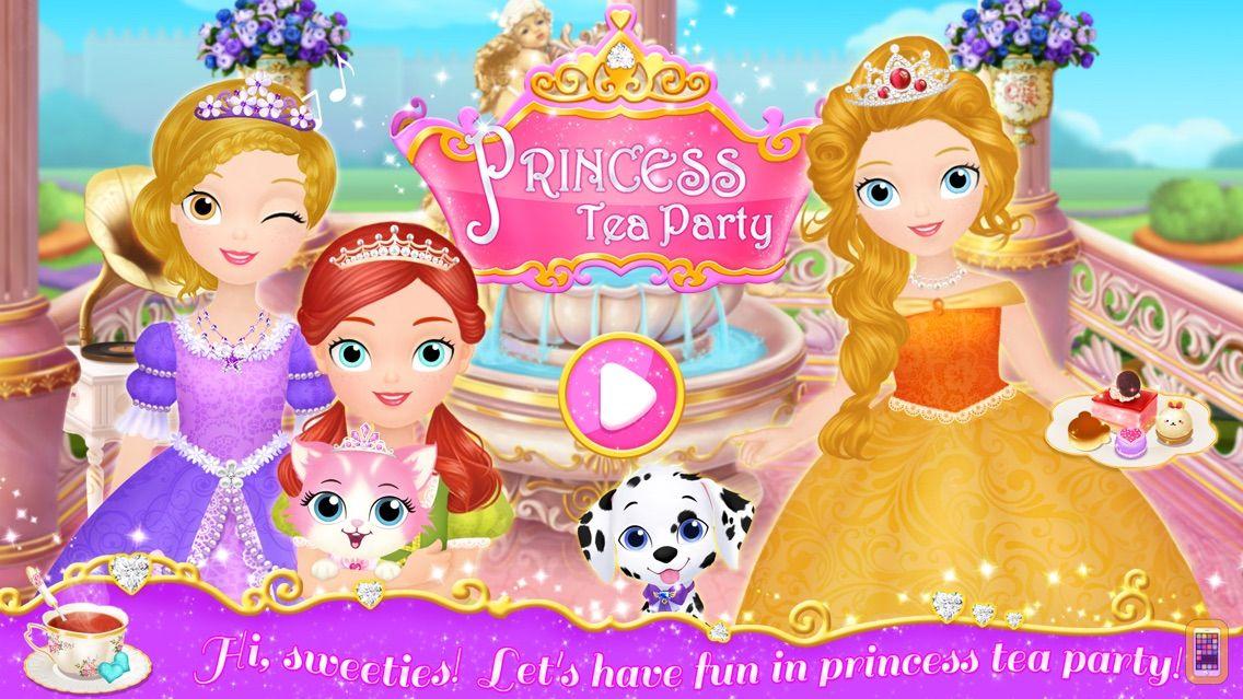 Screenshot - Princess Libby - Tea Party