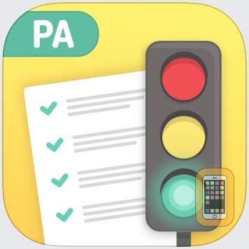 Pennsylvania DMV - Driver License Test - prepare for Pennsylvania state driving knowledge test by Nazar Volosetskyy (Universal)