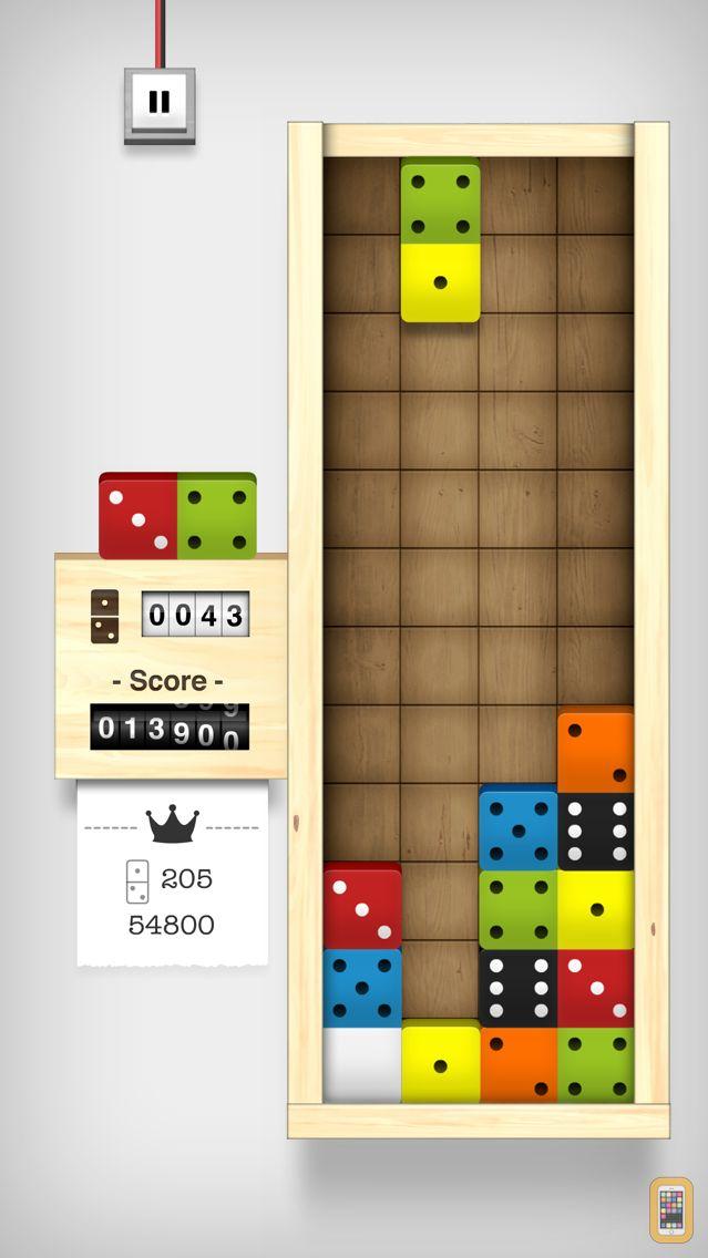 Screenshot - Domino Drop