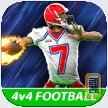 GameTime Football 2 w/ Colin Kaepernick & Dez Bryant by KBJ Games (Universal)