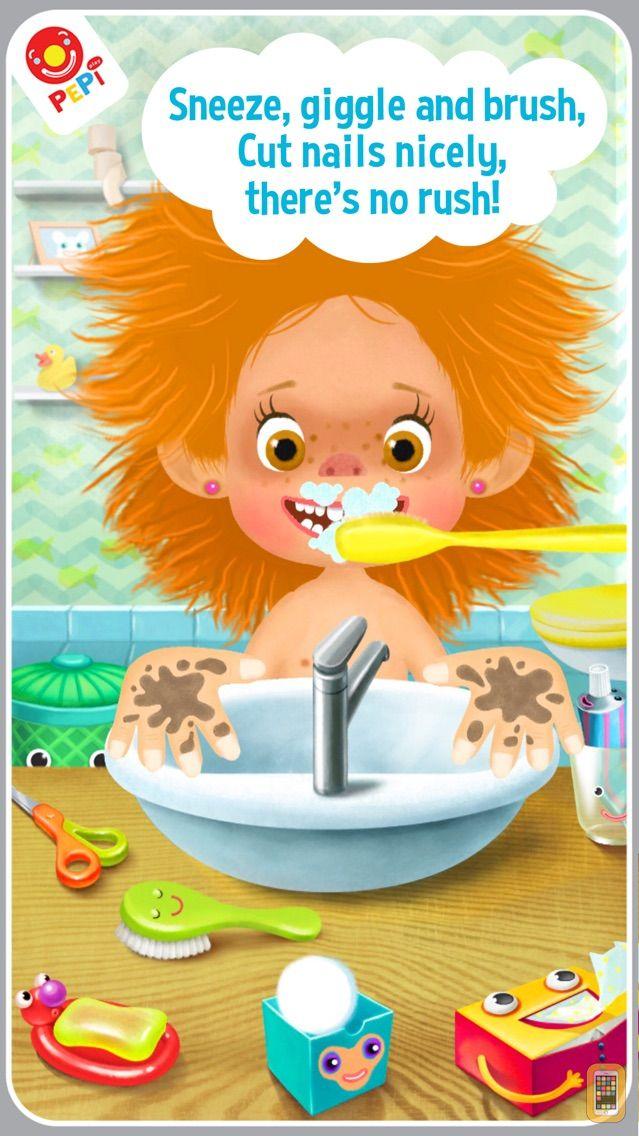 Screenshot - Pepi Bath 2