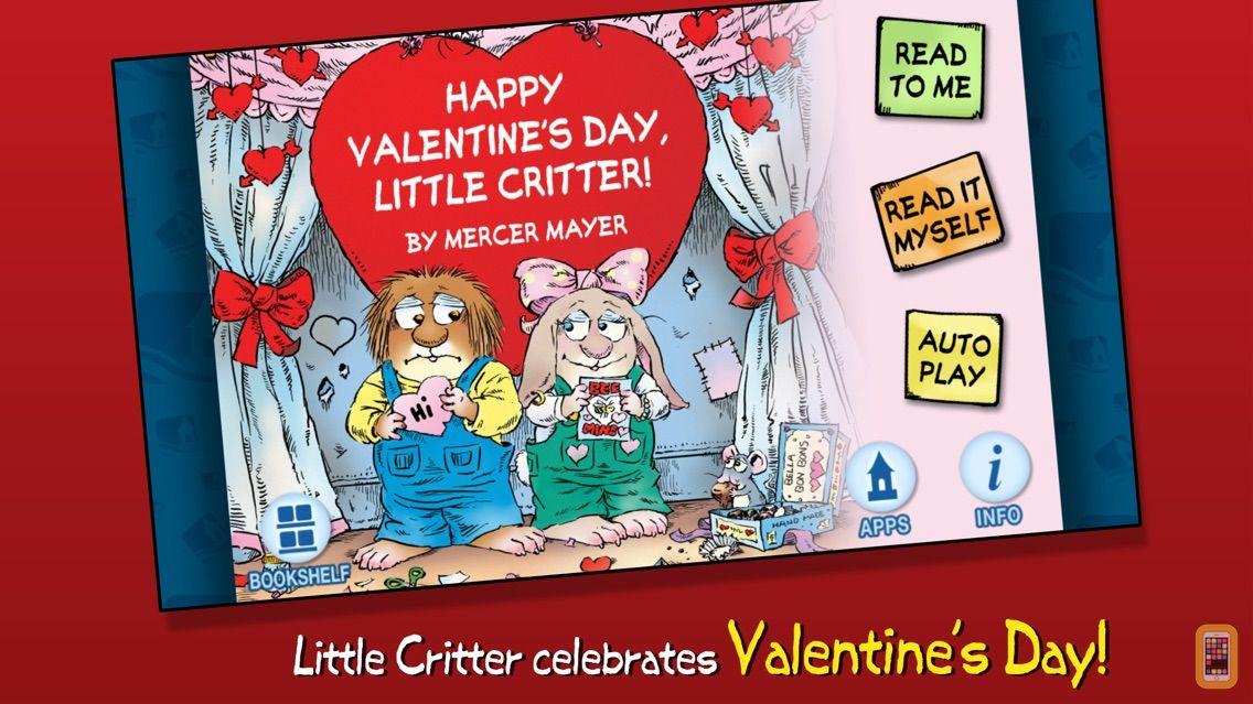 Screenshot - Happy Valentine's Day, Little Critter!