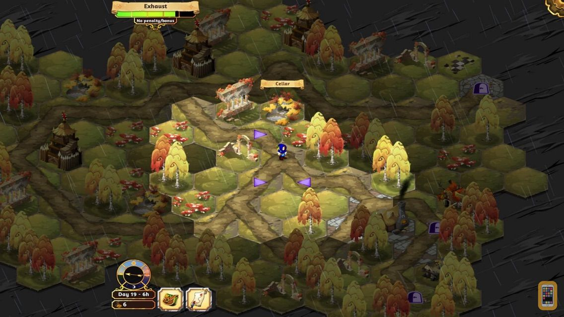 Screenshot - Crowntakers - The Ultimate Strategy RPG