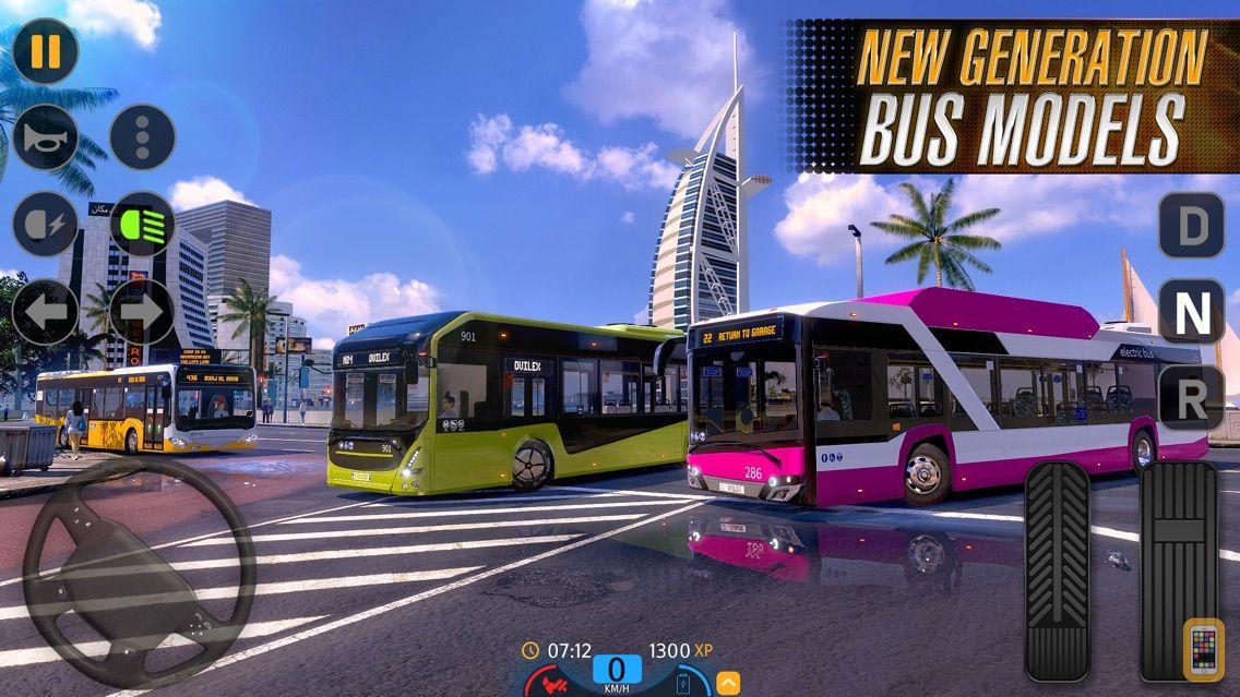 Screenshot - Bus Simulator 2015