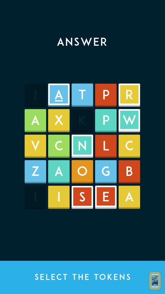 Screenshot - Lettercraft - A Word Puzzle Game To Train Your Brain Skills