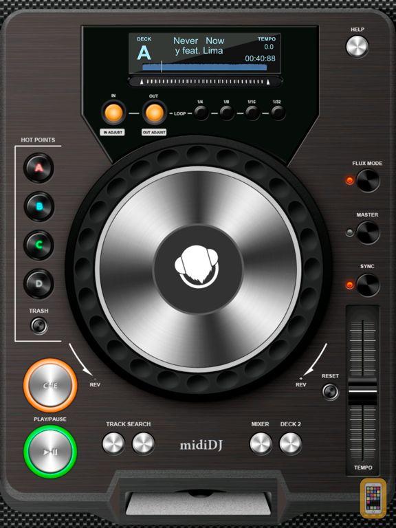 Screenshot - Midi DJ