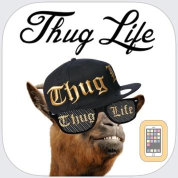 Thug Life Maker - Create Funny Videos & Photos by Maruf Nebil �?�n� (Universal)