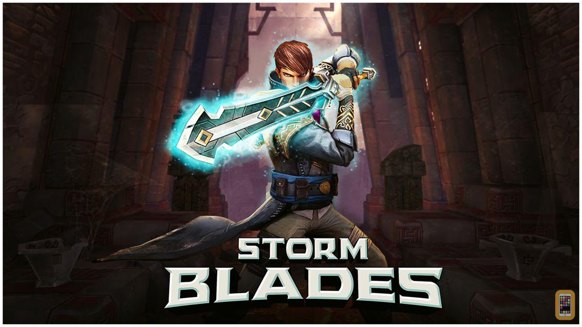 Screenshot - Stormblades