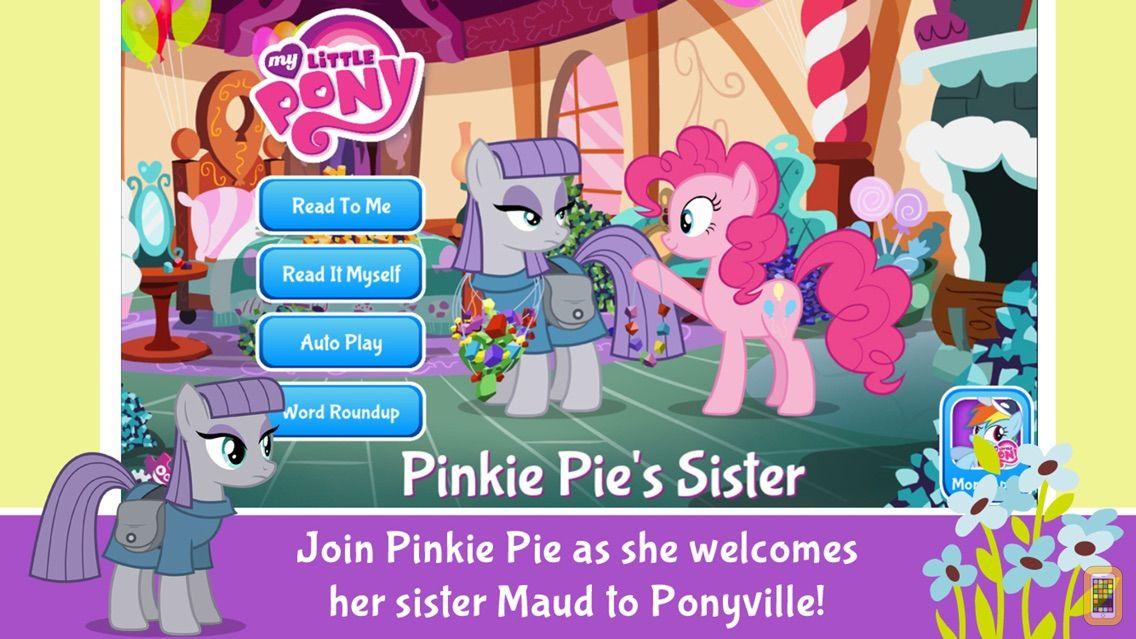 Screenshot - My Little Pony: Pinkie Pie's Sister