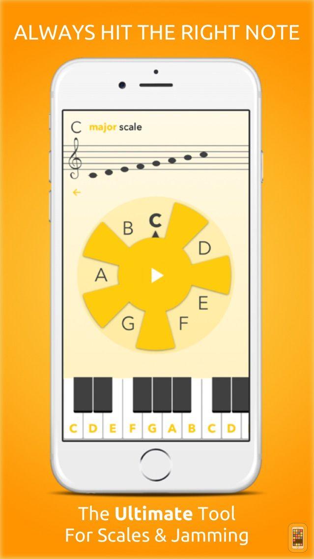 Screenshot - MusiClock - Improvisation Tool