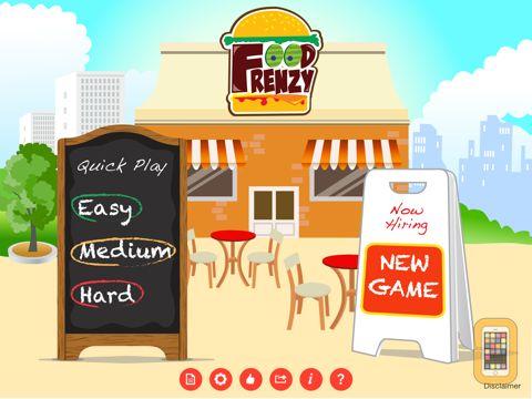Screenshot - Food Frenzy: Following Directions