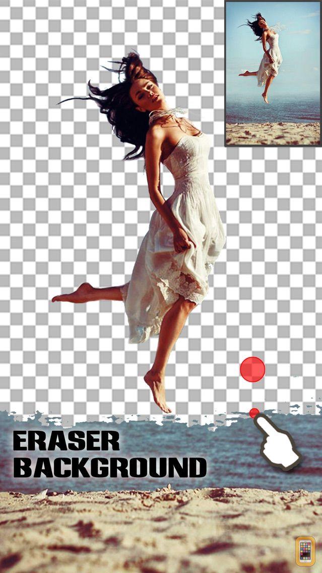 Screenshot - Photo Background Eraser Pro