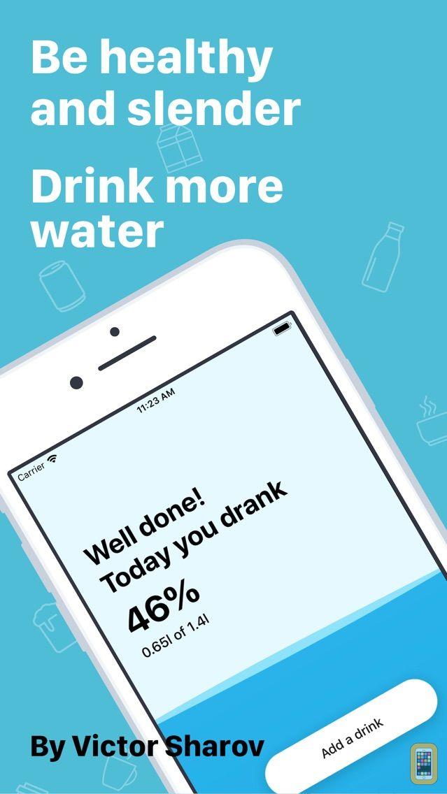 Screenshot - My Water: Daily Drink Tracker