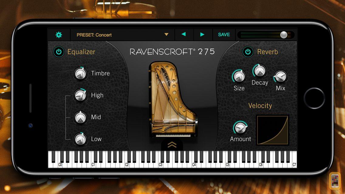 Screenshot - Ravenscroft 275 Piano