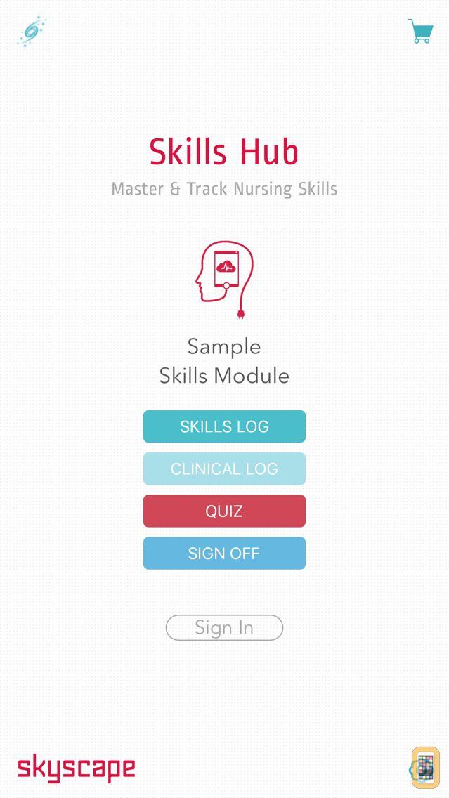 Screenshot - Skills Hub: Nursing Skills App