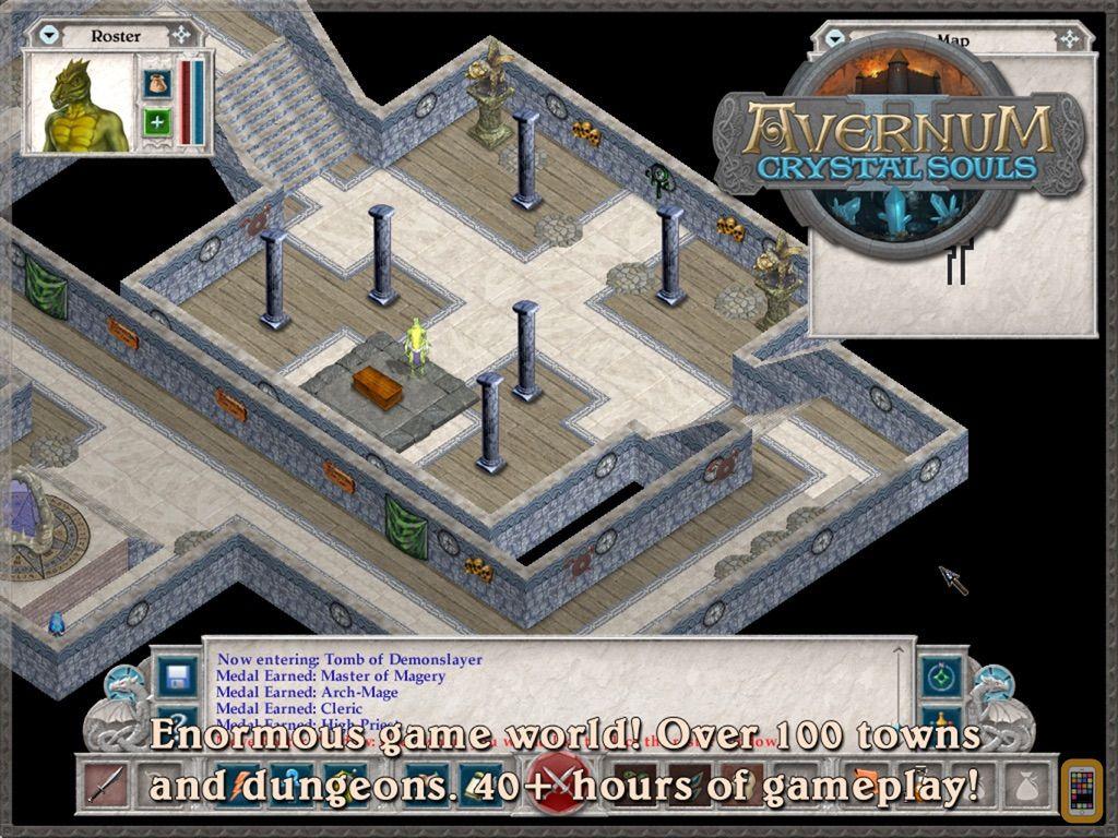 Screenshot - Avernum 2: Crystal Souls HD