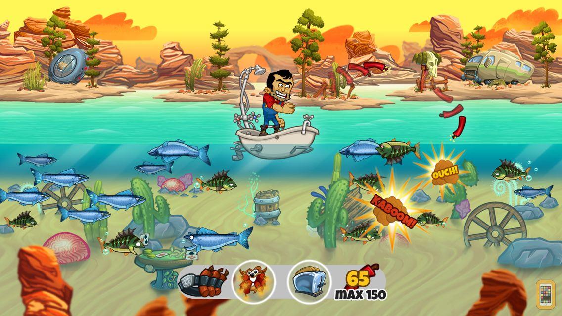 Screenshot - Dynamite Fishing World Games