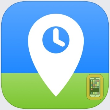 Rewind - Automatic Time Tracking by noidentity gmbh (iPhone)