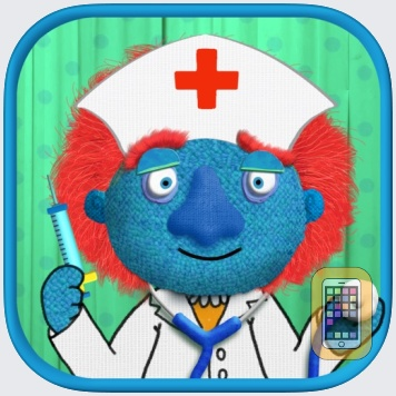 Tiggly Doctor: Spell Verbs and Perform Actions Like a Real Doctor by Tiggly (Universal)