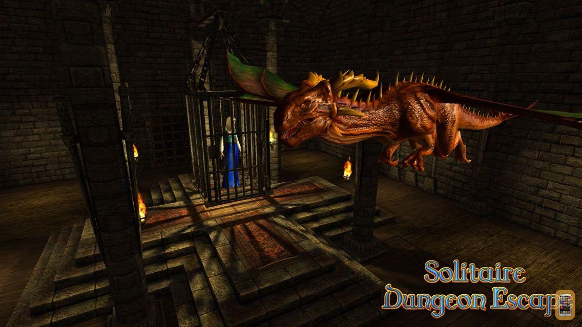 Screenshot - Solitaire Dungeon Escape