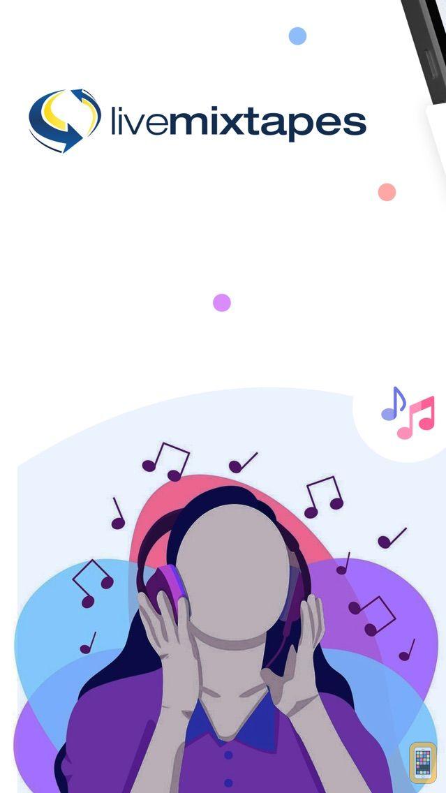 Screenshot - LiveMixtapes - Mixtape Culture