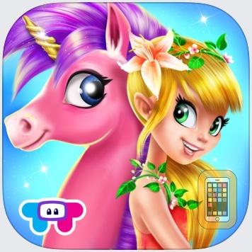 Princess Fairy Rush - Pony Rainbow Adventure by TabTale LTD (Universal)