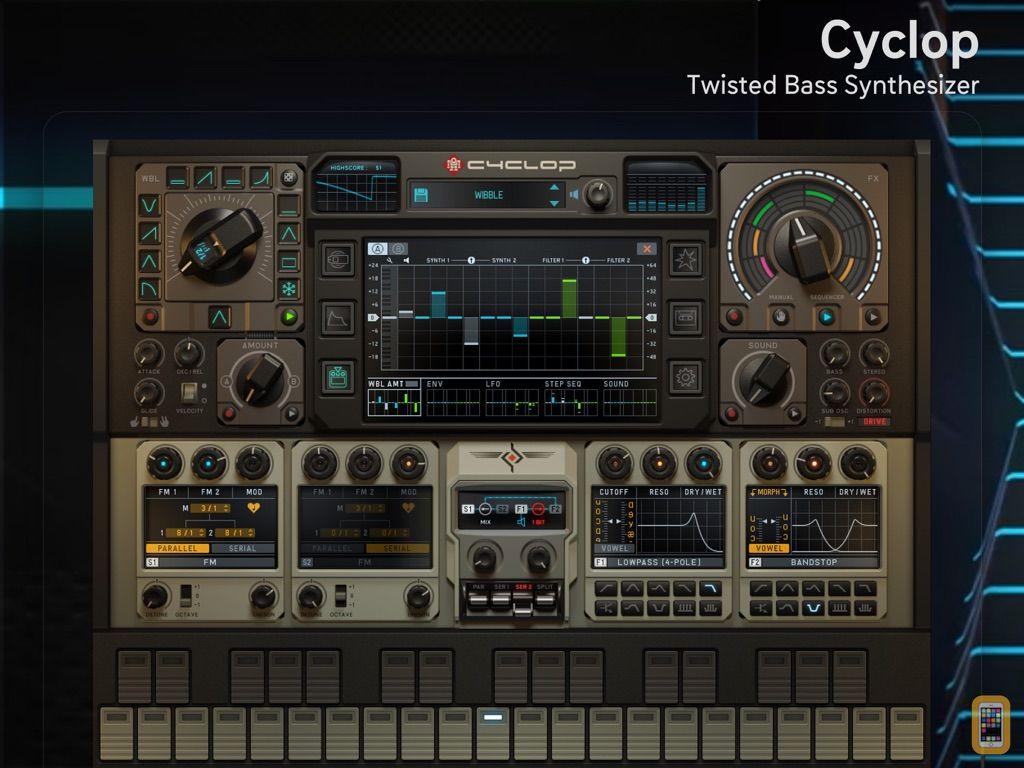 Screenshot - Cyclop for iPad
