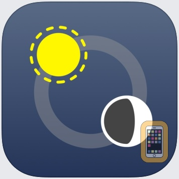 Sundial - Solar & Lunar Times by Tier 9 Digital (Universal)