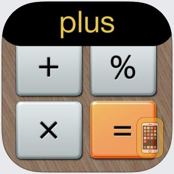 Calculator Plus - Full Screen by DigitAlchemy LLC (Universal)